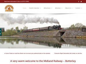 Midland Railway - Butterley